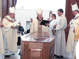 Baltimore-born bishop returns to his church 155 years later