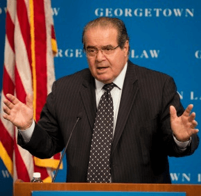 Scalia, longest-serving justice on current Supreme Court, was champion of originalism