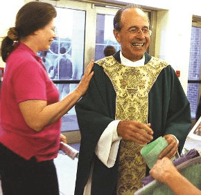 Monsignor Valenzano, basilica rector who touched the lives of thousands, succumbs to cancer