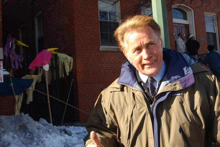 Reporter's notebook: Martin Sheen says Gospel values needed now more than ever