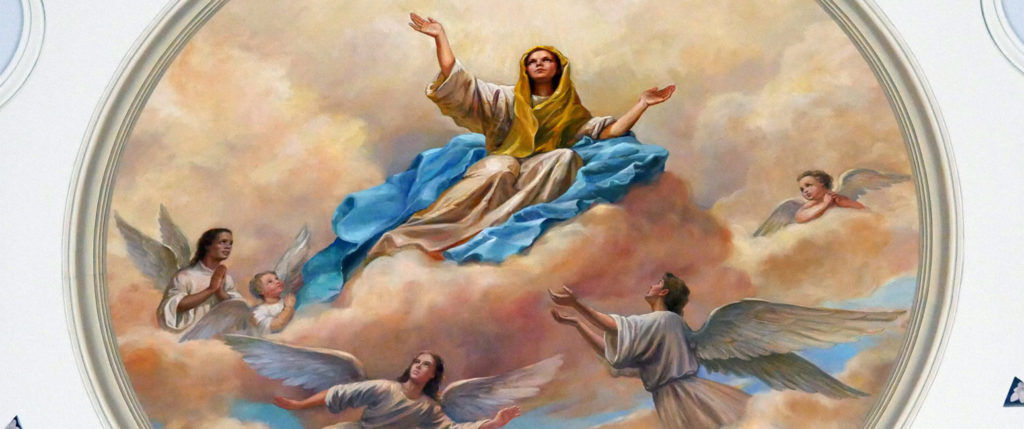 Solemnity of the Assumption is not a holy day of obligation in 2020
