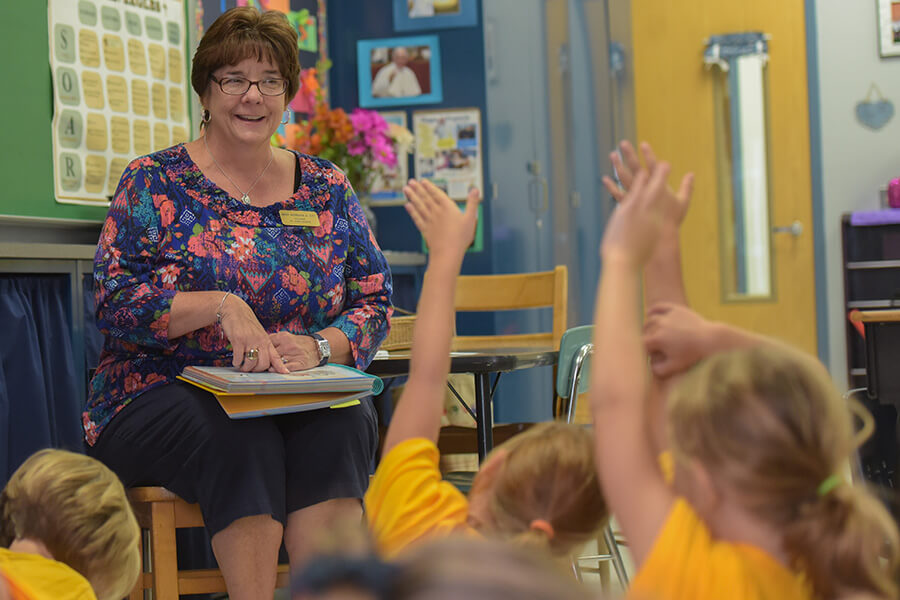 Classroom passion runs deep in Westminster