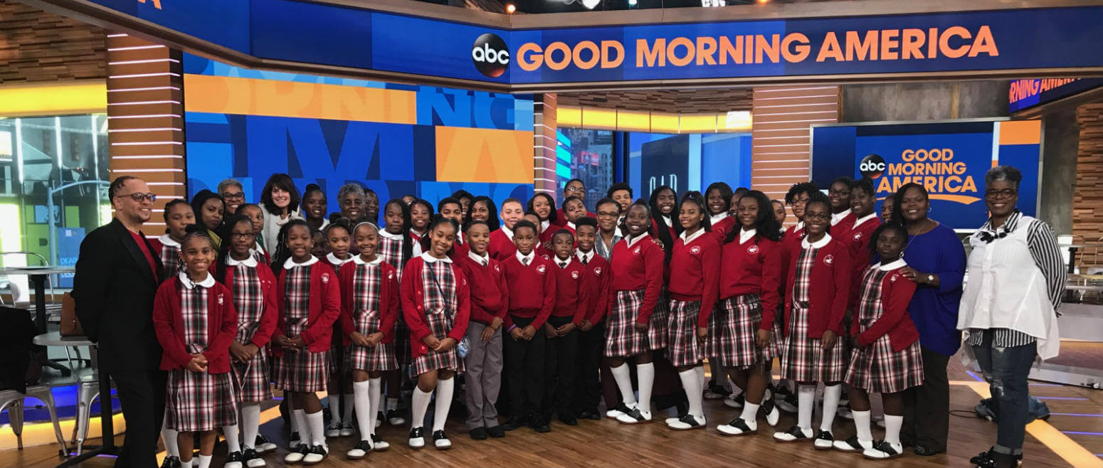 Viral video of Cardinal Shehan School choir surpasses 20 million views