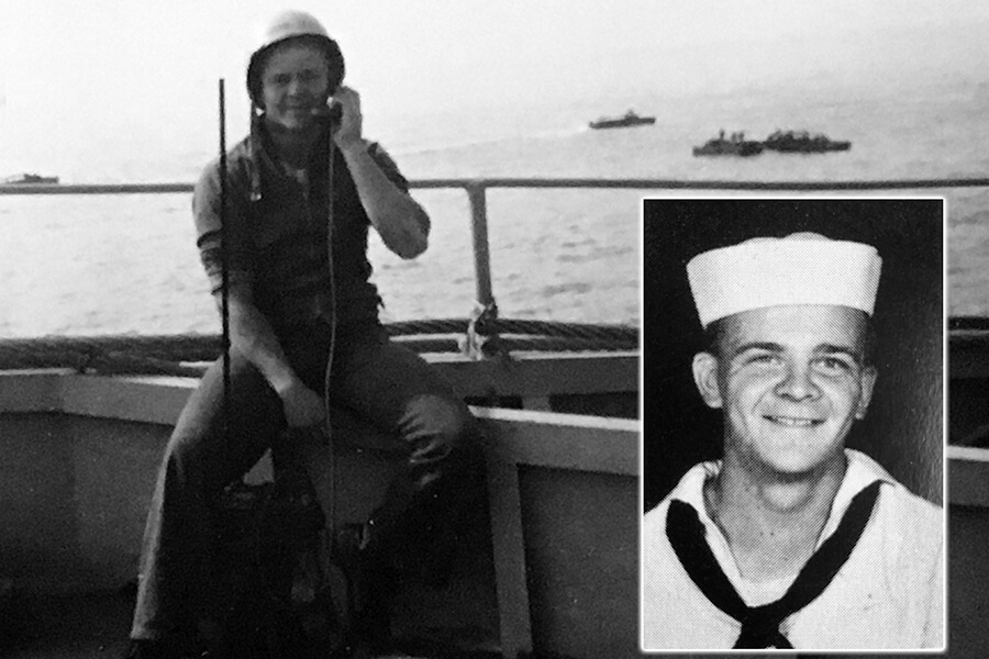 Fair winds and following seas: A sailor remembered on Veterans Day
