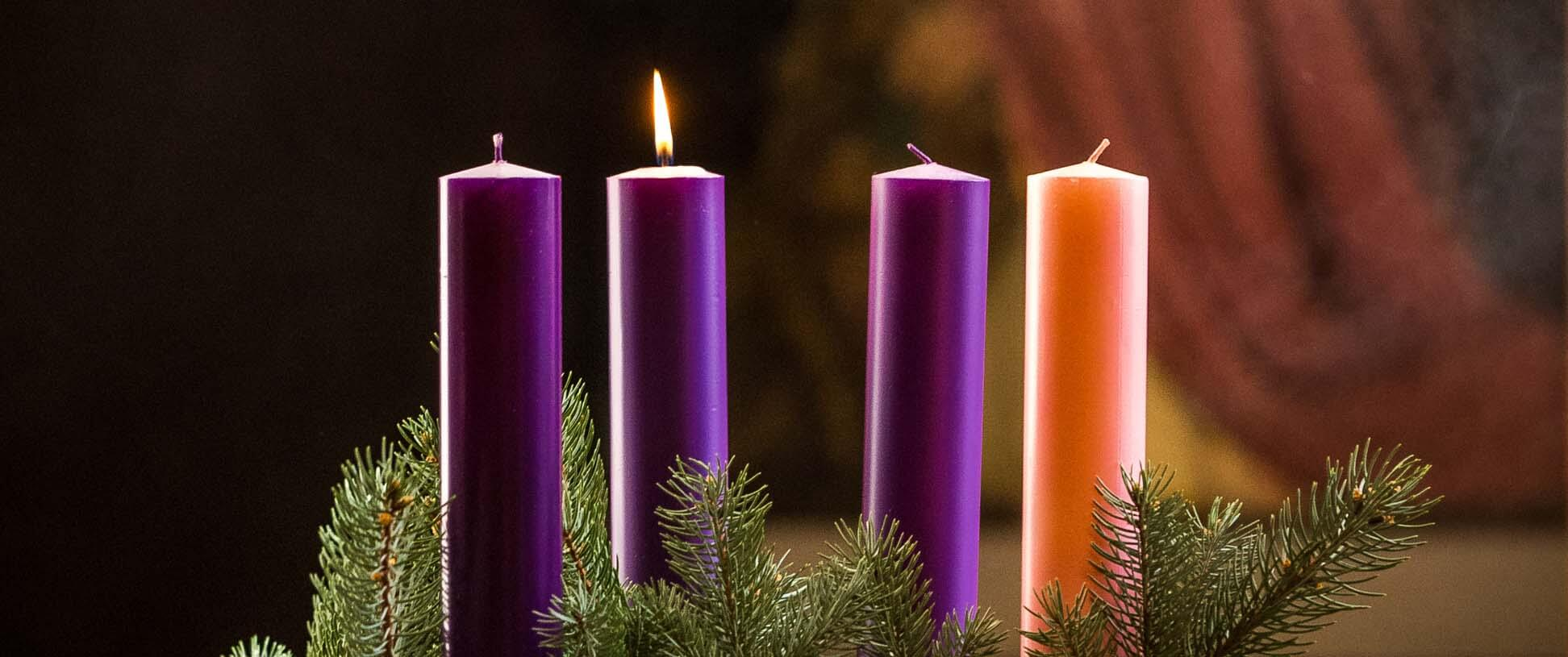 Advent begins with Mercy