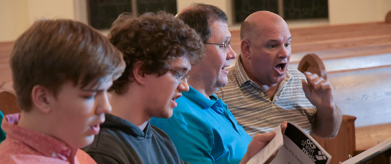 Choir from St. John in Westminster heads to Carnegie Hall