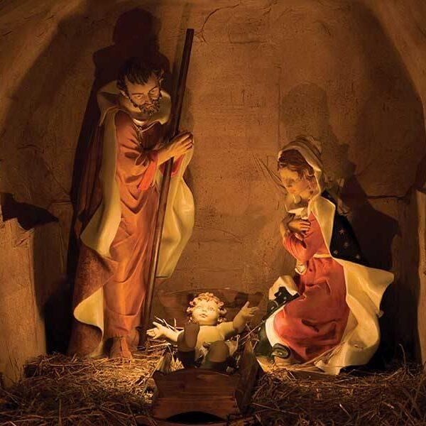 This Christmas, rediscover silence and God