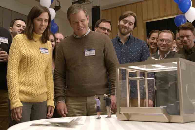 The surprising message of 'Downsizing'