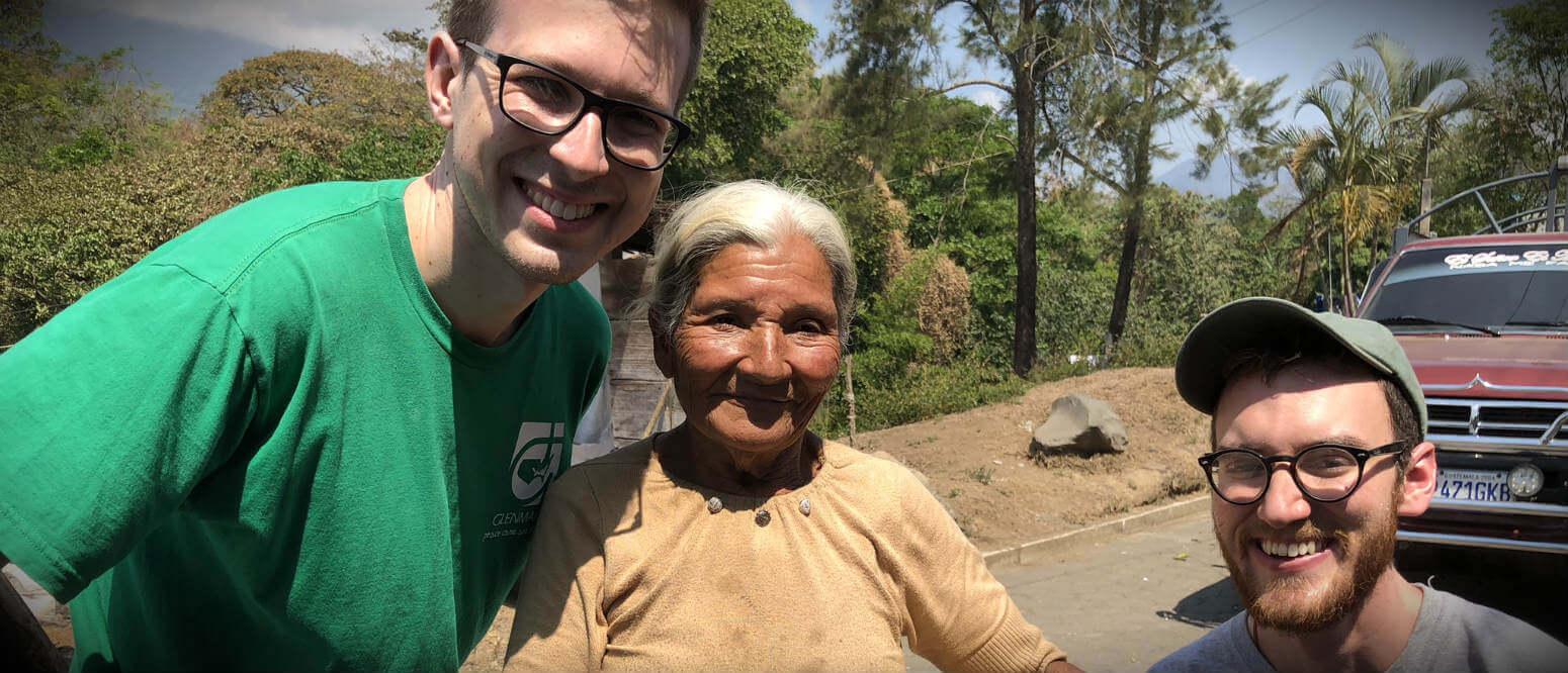 Baltimore seminarians spend break serving in Guatemala
