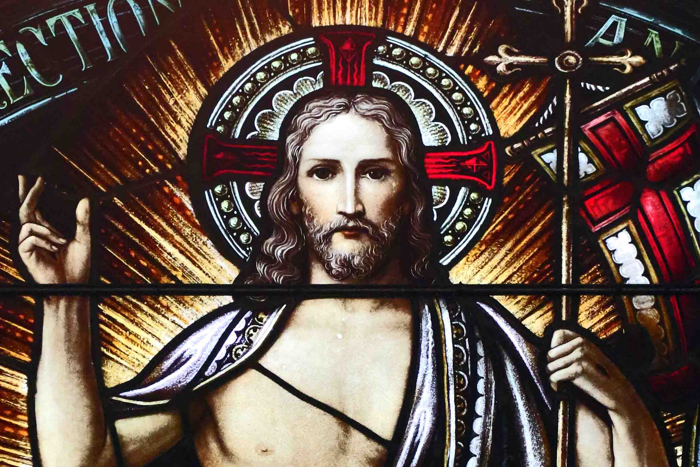 Did Jesus rise 'again'?/ Unwanted religious articles/ Catholics and voting