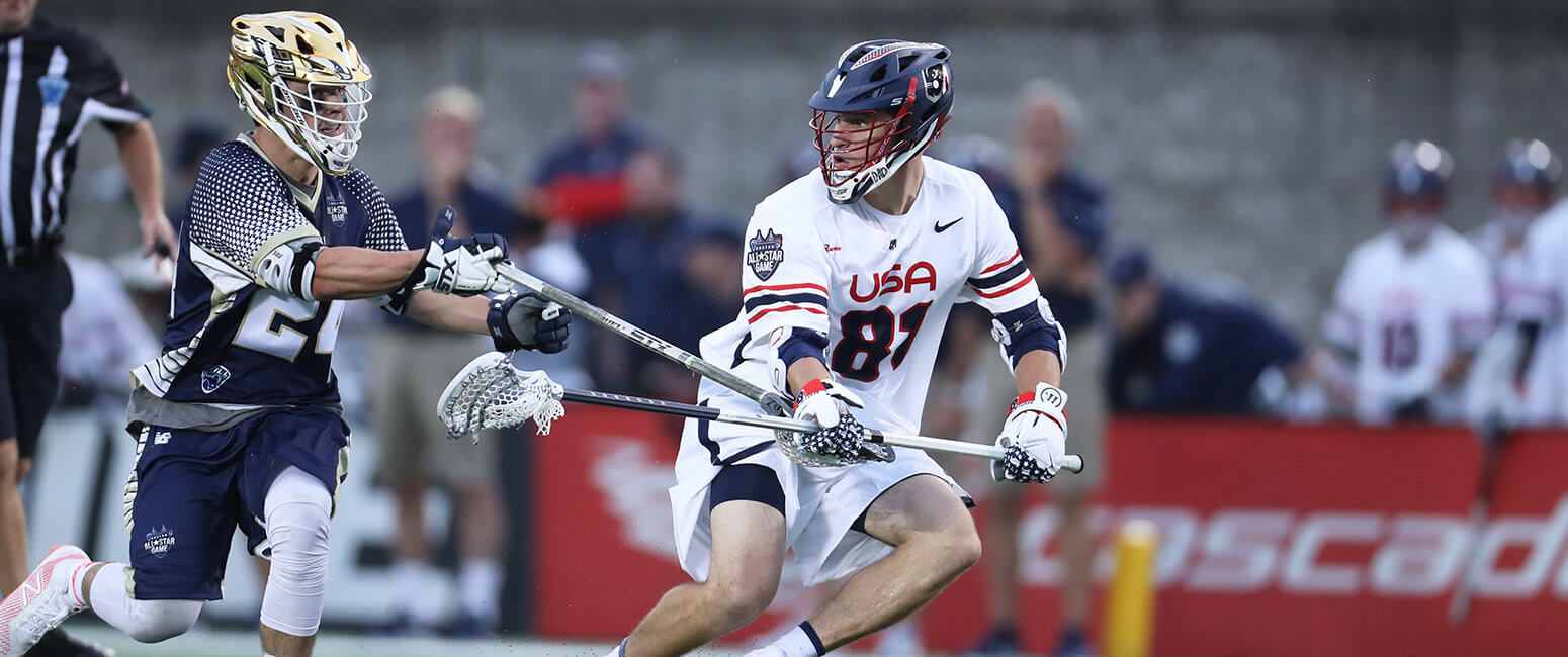 Team USA lacrosse abounds with Baltimore Catholic connections