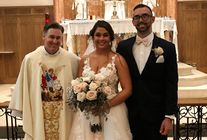 Of weddings, funerals and sacred moments