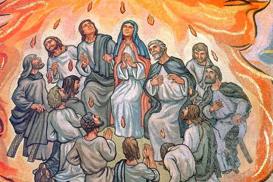 Blasphemy against the Holy Spirit/ Communion by intinction?