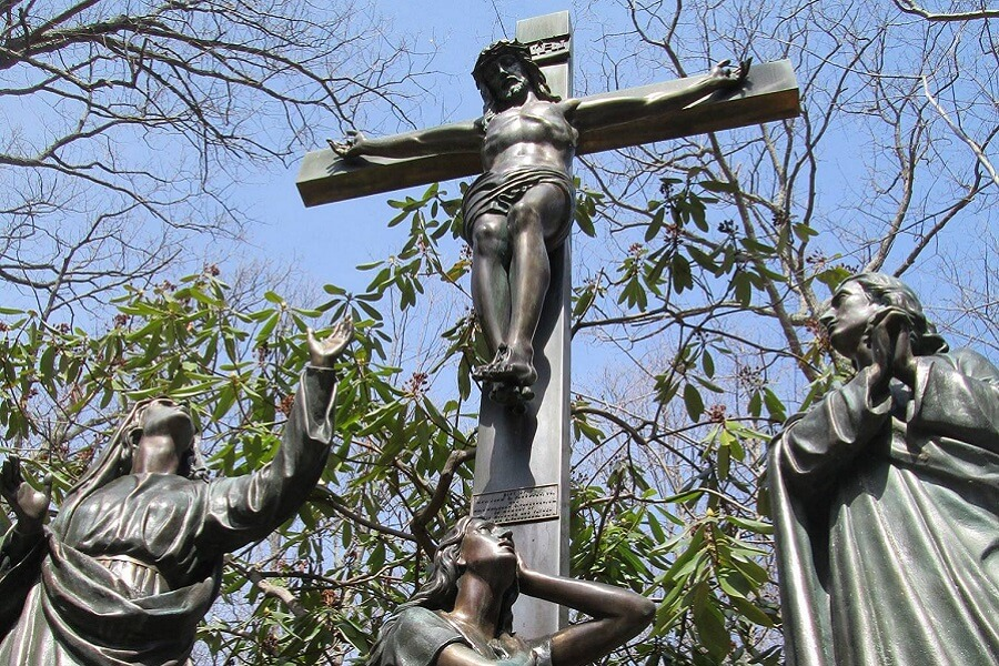 Crucifixion and need for repentance/Raising children Catholic