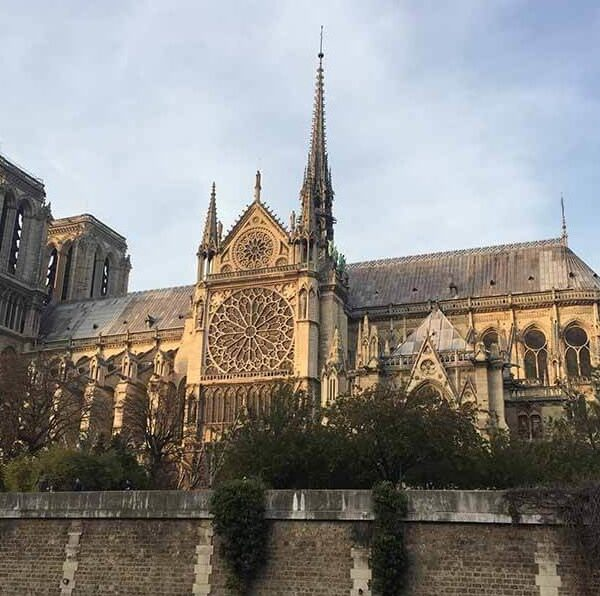 'Infinite sadness' marks the loss of grand Cathedral of Notre Dame