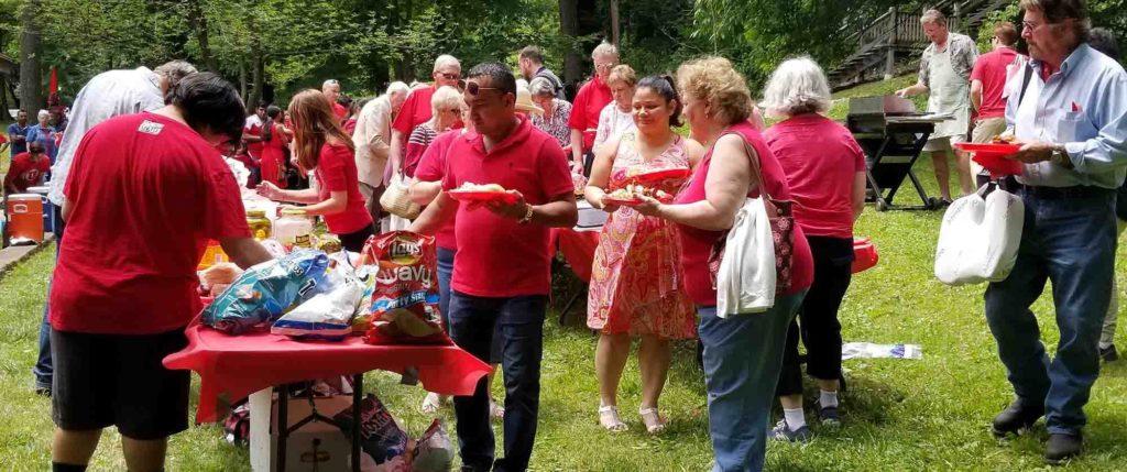 South Washington County pastorate celebrates 'Pentecost in the Park'