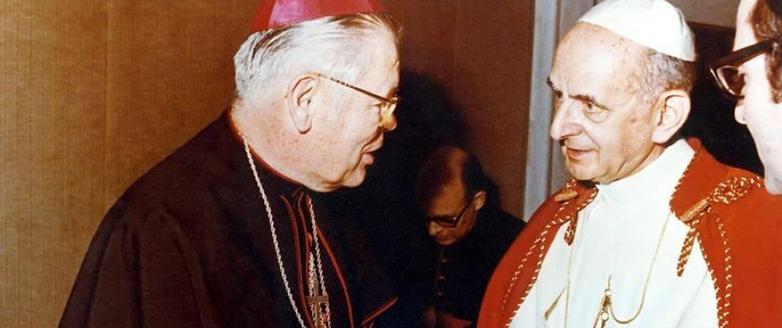 Did Apollo 11 mission make Archbishop Borders bishop of the moon?