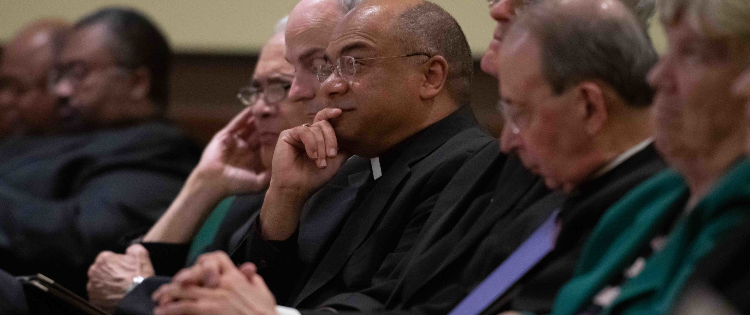 More bishops issue statement against president's tweets on Baltimore
