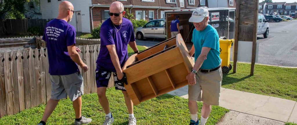 St. Philip Neri parishioners continue to support outreach begun in their basement