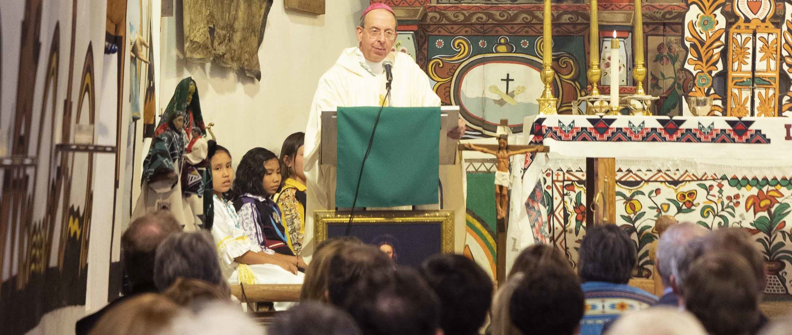 Laguna people are example of perseverance in faith, Archbishop Lori says