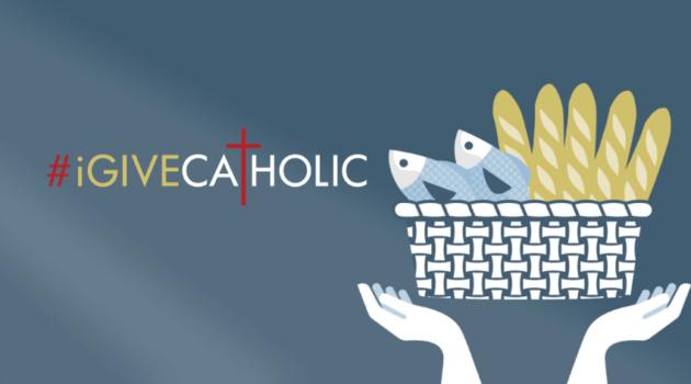 I Give Catholic Campaign