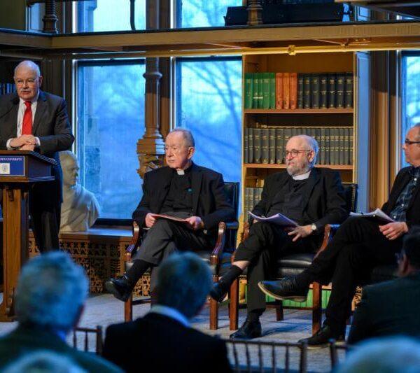 Professor: St. John Henry Newman saw church, university as 'inseparable'