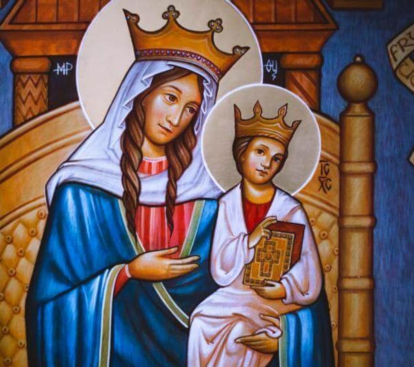 An inward pilgrimage with Mary