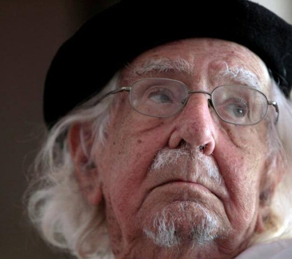 Father Ernesto Cardenal, poet and revolutionary, dies in Nicaragua