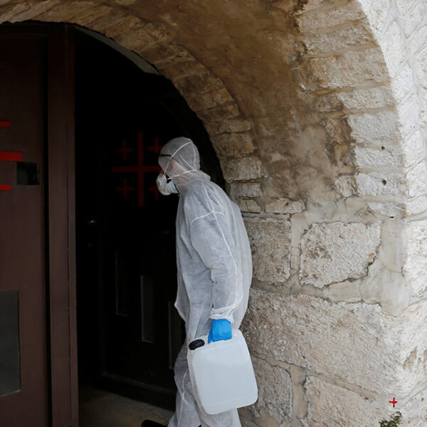 Bethlehem holy sites to be closed after COVID-19 reported at hotel