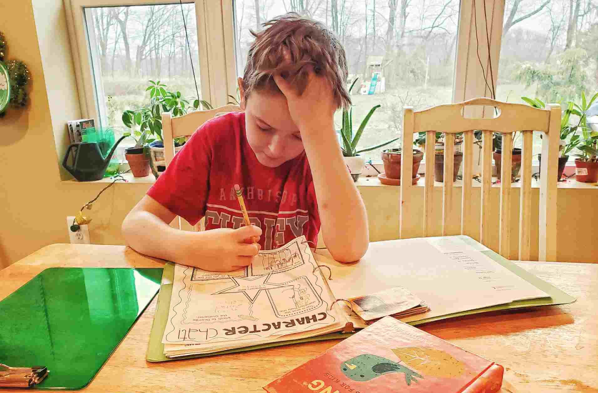 Five tips for teaching your kids at home (without losing your mind)