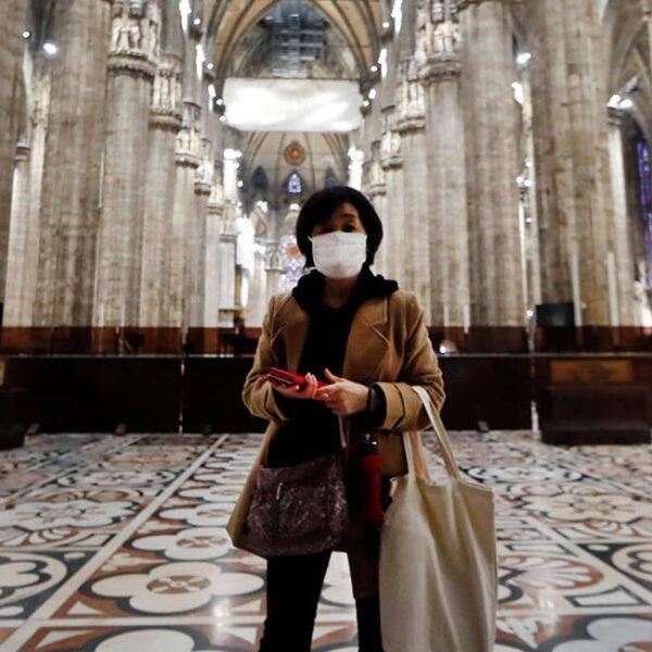 As COVID-19 spreads, Catholic entities worldwide take precautions