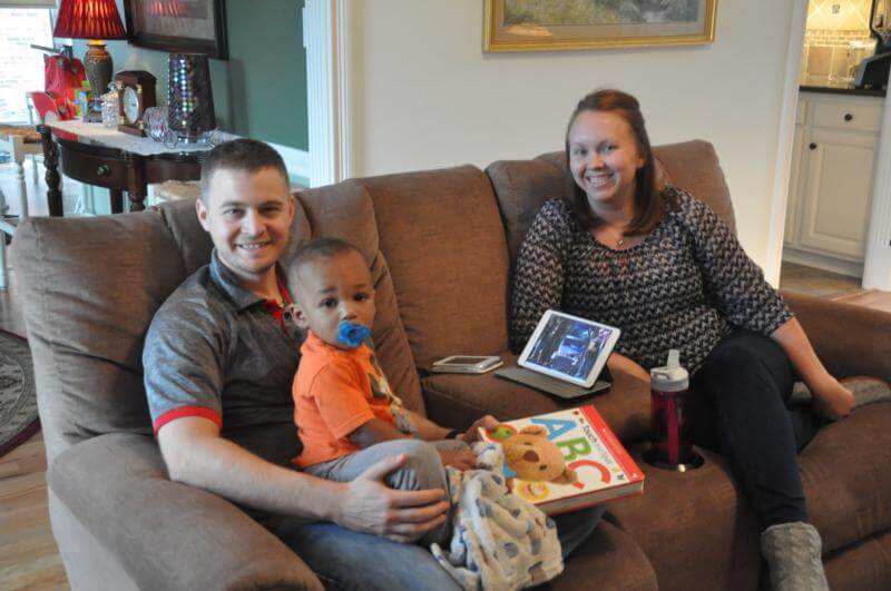 A new mom's glimpse of the Father's heart