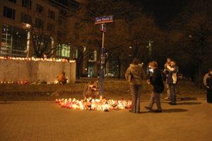 Warsaw procession