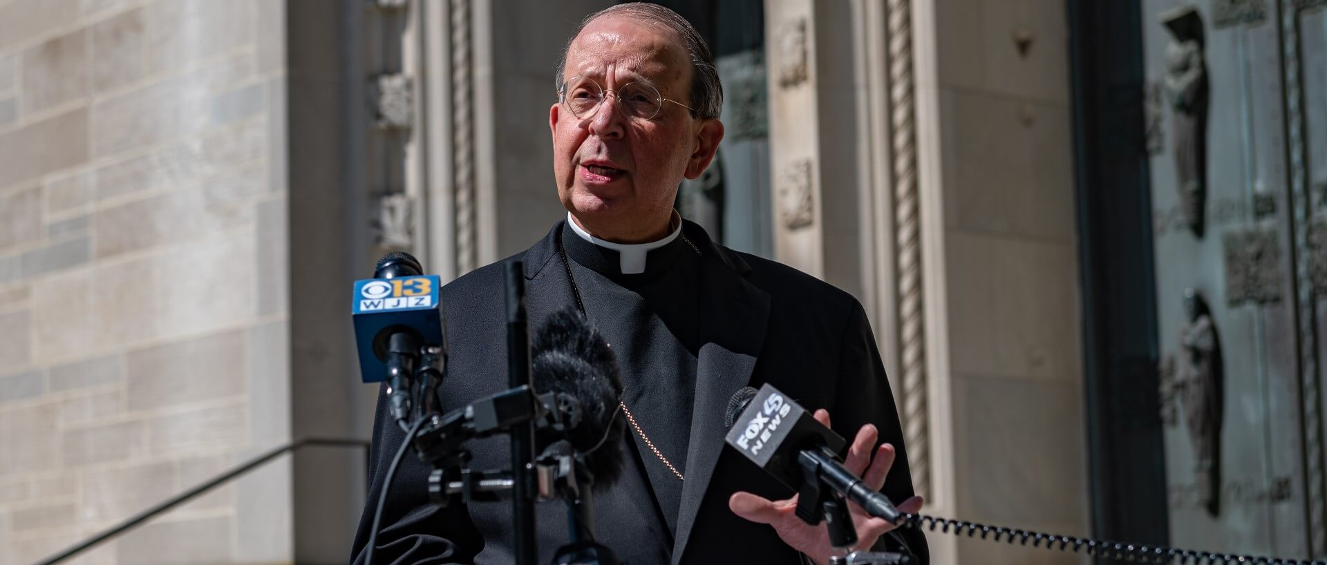 Archbishop Lori: Holy Spirit should shake out complacency over racism