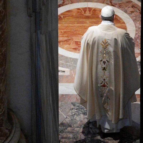 St. John Paul was a good shepherd, pope says on saint's birthday
