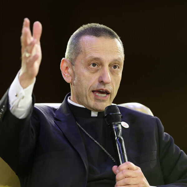 Bishop Caggiano named chairman of Catholic Relief Services board