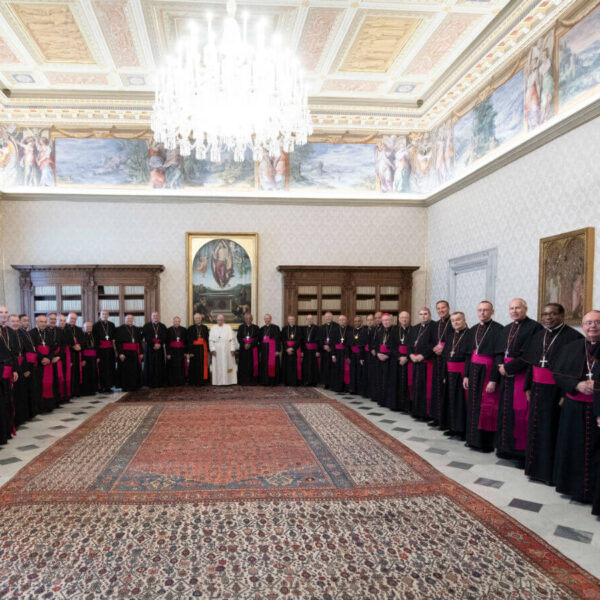 From abuse to 'nones,' U.S. bishops share concerns with pope