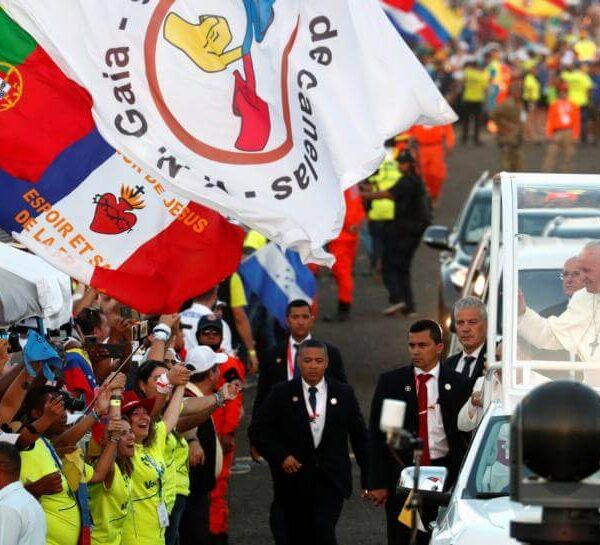Pope postpones World Meeting of Families, World Youth Day