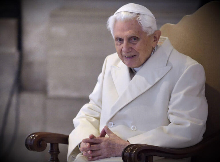 Rite of betrothal/ Praying for Pope Benedict - Catholic Review