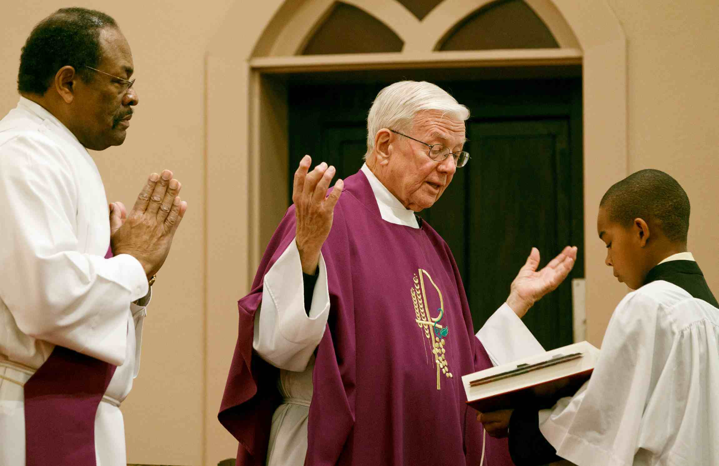 Remembering Father Hull