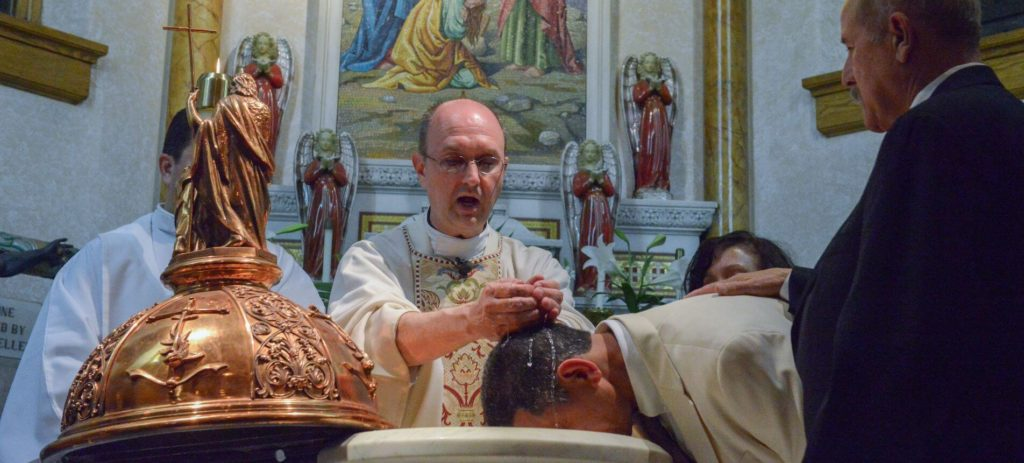 New Baltimore auxiliary bishop wanted to be a 'frontier priest'