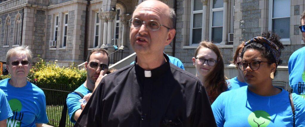 El Papa nombra al Redentorista como nuevo obispo auxiliar de Baltimore