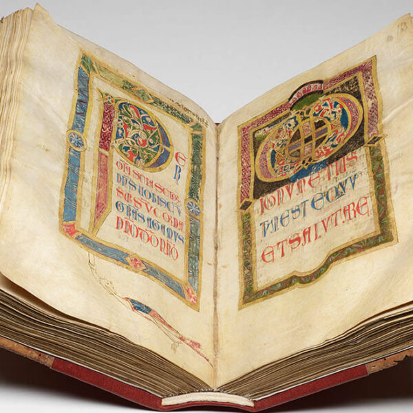 Walters exhibit showcases medieval missal used by St. Francis of Assisi