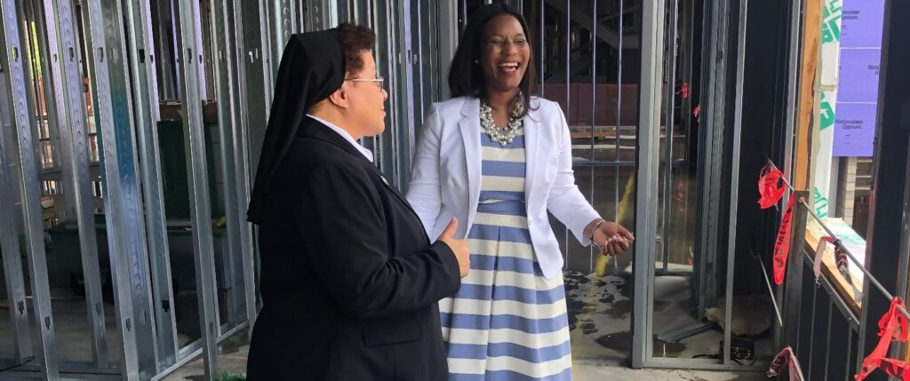 New principal named for Mother Mary Lange Catholic School in Baltimore City