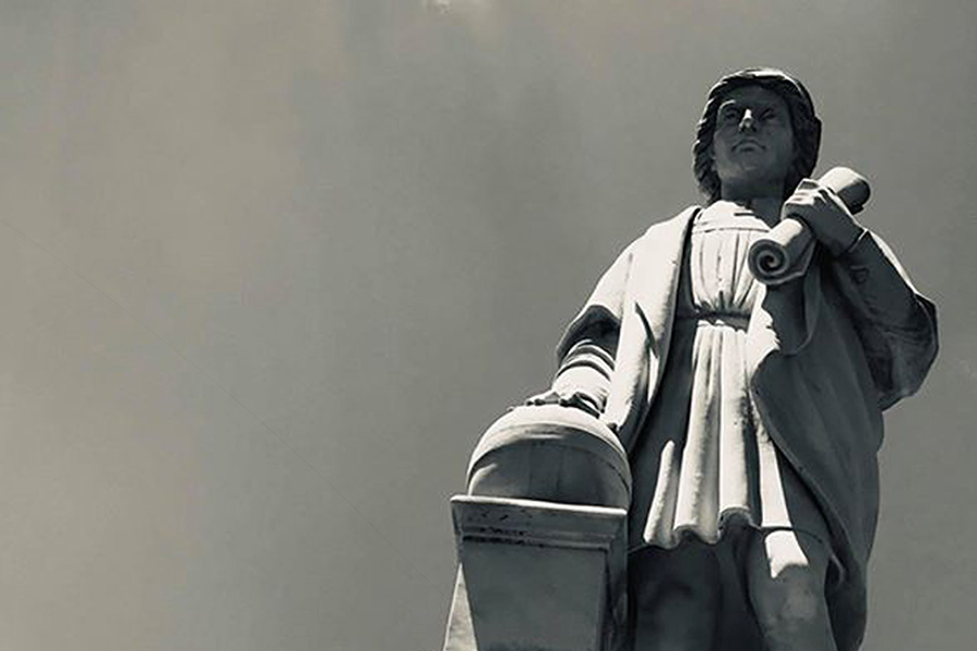 Baltimore's toppled Columbus statue may return, but at more secure location