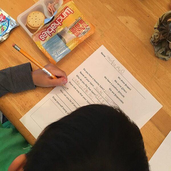 A review: Catholic homeschooling resources