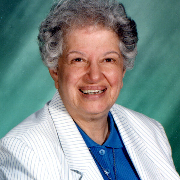 Sister Maryla Farfour, I.H.M., taught at St. Agnes School