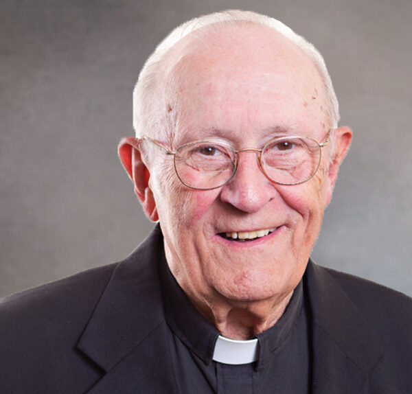 Monsignor Arthur W. Bastress, 'giant' with a 'gentle approach,' dies at 93