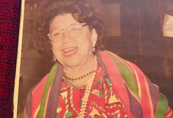 Delfina Haydee Pereda Echeverria, un líder del consejo Hispano de la arquidiócesis, fallece a los 99 años