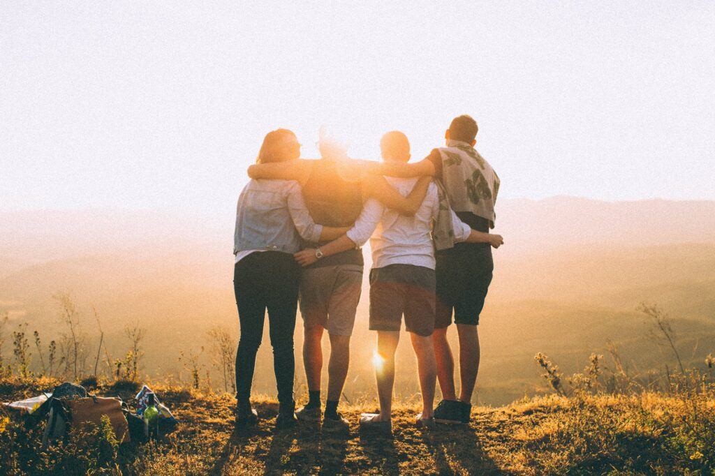 Friendships help us discover Christ